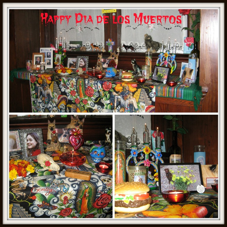 Dia Muertos PM Collage